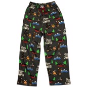 LazyOne Unisex Happy Camper PJ Trousers Adult
