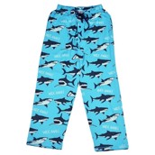 LazyOne Unisex Wide Awake Shark PJ Trousers Adult