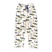 LazyOne Unisex Asleep At The Reel PJ Trousers