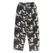 LazyOne Unisex Howl of a Night PJ Trousers Adult