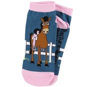 LazyOne Unisex Pasture Bedtime Adult Slipper Socks