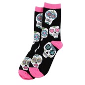 LazyOne Unisex Dead Tired Adult Crew Socks