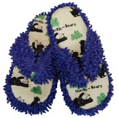 LazyOne Unisex Huckle-Beary Spa Slippers