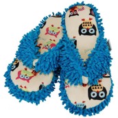 LazyOne Womens Im Owl Yours Spa Slippers