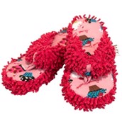 LazyOne Womens Sweet Dreams Cupcake Spa Slippers