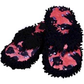 LazyOne Womens Bear in the Morning Spa Slippers