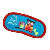 LazyOne Womens Im Owl Yours Sleep Mask