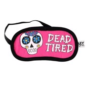 LazyOne Unisex Dead Tired Sleep Mask