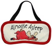 LazyOne Unisex Almoose Asleep Sleep Mask