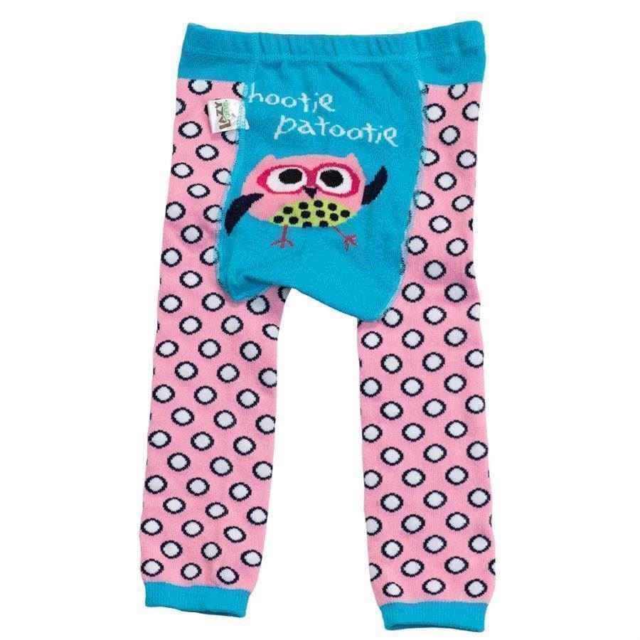 Hootie Patootie Child Leggings, Child 3 years