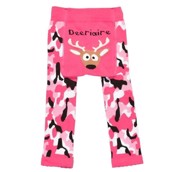 LazyOne Toddler Girls Deeriaire Leggings