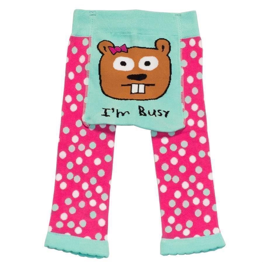 I´m Busy Child Leggings, Child 4 years