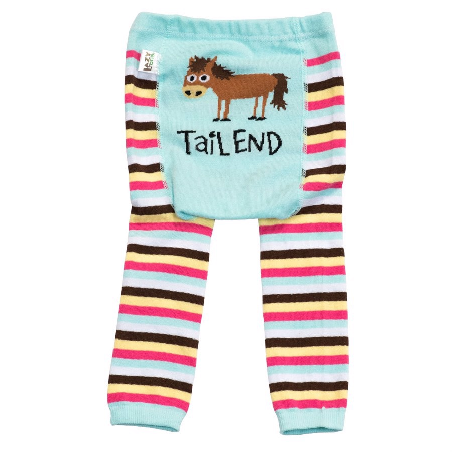 Tail End Child Leggings, Child 4 years