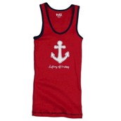 LazyOne Unisex Drifting Off To Sleep PJ Tank Top Adult