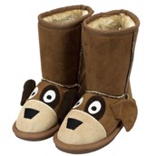 LazyOne Unisex Dog Toasty Toez Slippers