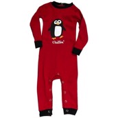LazyOne Unisex Out Cold Chillin Infant Sleepsuit