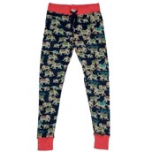 LazyOne Womens Dream Big Elephant PJ Leggings