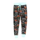LazyOne Womens Born to be Wild PJ Leggings