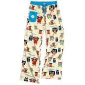 LazyOne Womens I'm Owl Yours Fitted PJ Trousers