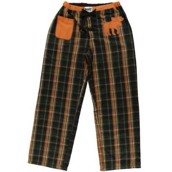 LazyOne Womens Flannel Moose Fitted PJ Trousers
