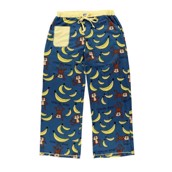 LazyOne Womens Monkeying Around Fitted PJ Trousers