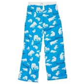 LazyOne Womens Don't Do Mornings Moose Fitted PJ Trousers