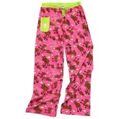 LazyOne Womens Dont Moose with Me Fitted PJ Trousers