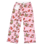 LazyOne Womens Foxy Fitted PJ Trousers