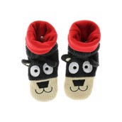 LazyOne Womens Bear Woodland Slippers