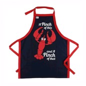 LazyOne Unisex A Pinch of this Apron