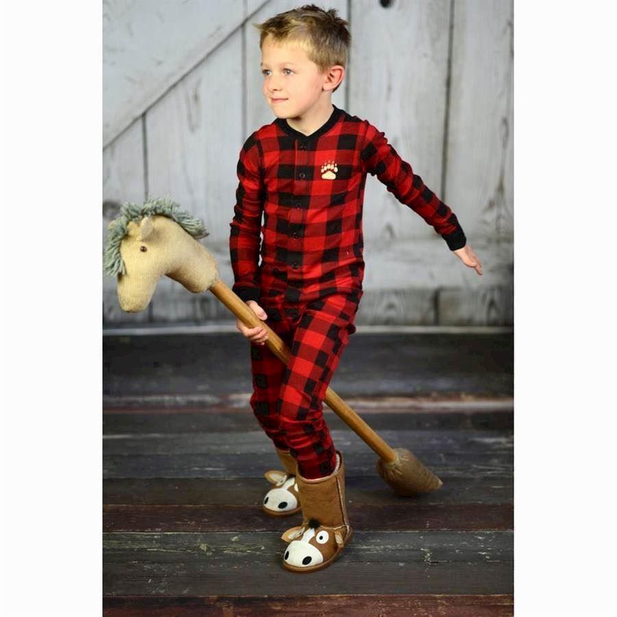 ed31a38a6d8c Børne sutsko støvle formet som hestehoved