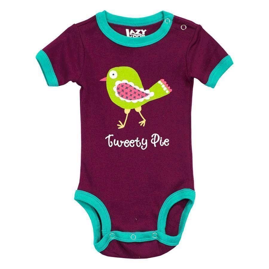 Tweety Pie Creeper, Baby 18 Months