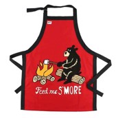 LazyOne Unisex Feed med S'more Apron