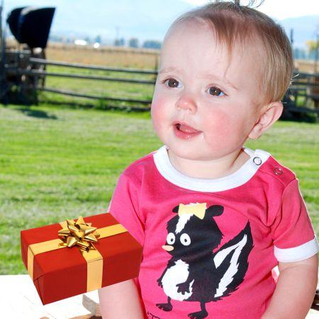 gaver til spædbørn