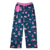 LazyOne Womens Bed Hog PJ Trousers