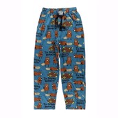 LazyOne Unisex I'm sleeping Dammit! PJ Trousers Adult