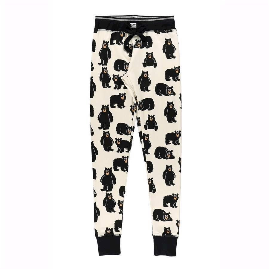 LazyOne Womens Mama Bear PJ Leggings