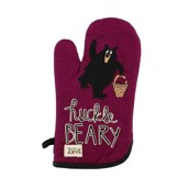 LazyOne Huckle-Berry Oven Mitt