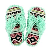 LazyOne Unisex Southwest Spa Slippers