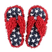 LazyOne Unisex Stars Spa Slippers