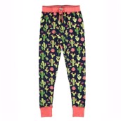LazyOne Womens Stuck in Bed PJ Leggings