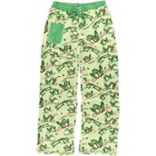 LazyOne Womens Toadally Tired Fitted PJ Trousers