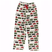 LazyOne Unisex Train PJ Trousers Adult