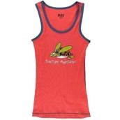 LazyOne Unisex Turtley Awesome PJ Tank Top Adult