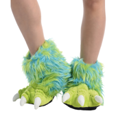 GreenMonster Paw Slipper